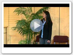 Christina Li - Distinguished Student Lecture | GCEP Symposium - October 15, 2014