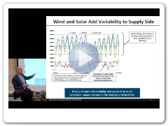 Large Scale Energy Storage 101 - David Mooney | GCEP Symposium - October 14, 2015