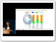 Nuoya Yang: Controlled Catalysts for Clean Fuel Production | GCEP Symposium - November 3, 2016