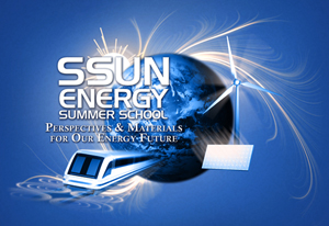Energy Summer School logo from 2009