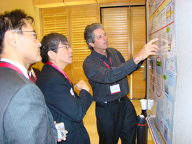 Martin Green explains his poster