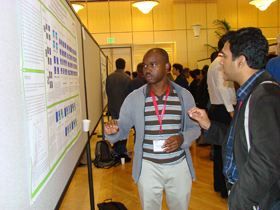 Yemi Arogunmati explains his poster