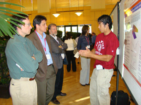 Taku Ide talks about his poster