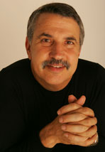 Photo of Tom Friedman