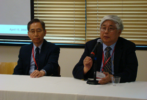 Wei-Kao Lu (McMaster University) and H.Y. Sohn (University of Utah)