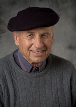 Photo of Prof. Walter Kohn
